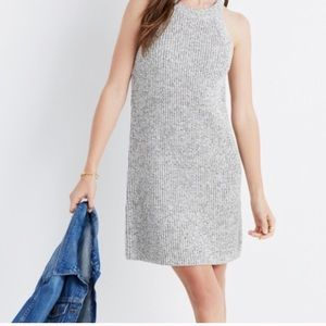 NWT Madewell Sweater tank dress